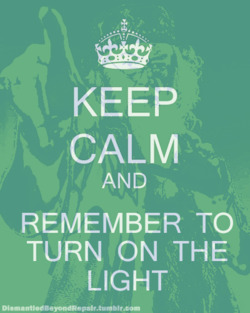 Keep Calm and Harry Potter On;