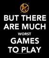 Keep Calm - the-hunger-games photo