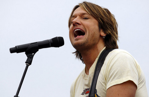 Keith Urban wallpaper probably containing a concert and a guitarist titled Keith Urban