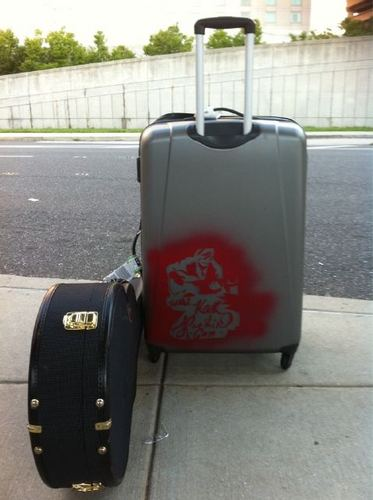 Keith luggage