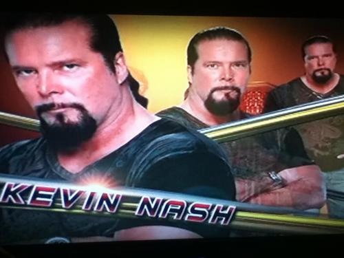 WWE wallpaper titled Kevin Nash