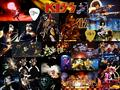 Kiss - kiss wallpaper