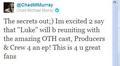 LUCAS SCOTT IS COMING BACK !!! - brucas photo