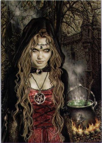 Witches coven of midnight images lovely witches wallpaper for Victoria frances facebook