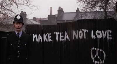 Make Tea Not Love - tea Fan Art