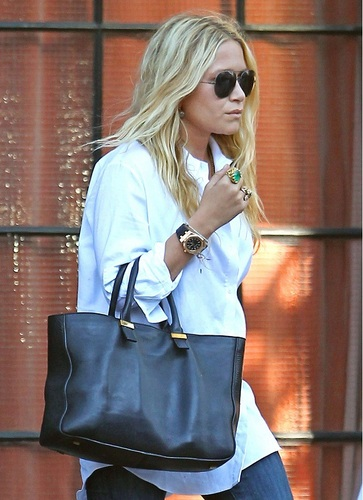 Mary-Kate & Ashley -  Leaving The Bowery Hotel, 24, August, 2011
