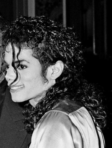 Michael Speechless Jackson!