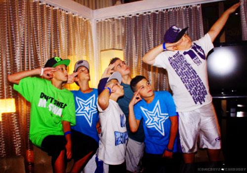 Mikey, Jason, Louis, Madison, Nick& Thomas<3