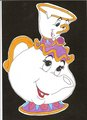 Mrs.Potts and Chip
