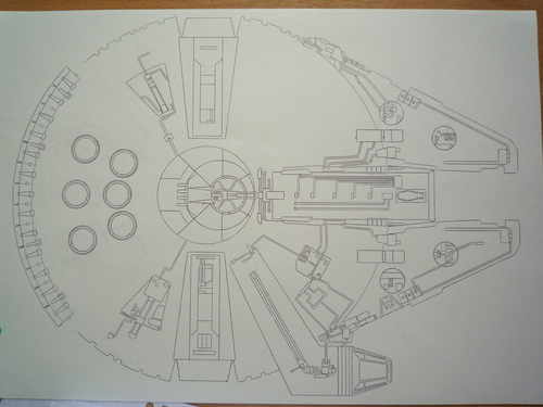 My Millenium Falcon- 31h36m