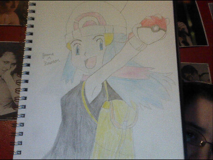 My Pokemon drawings