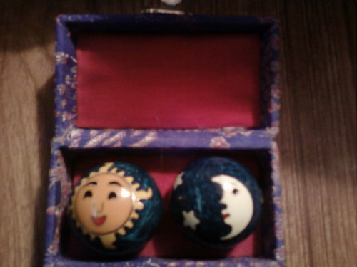 My mom's Chinese Health Balls