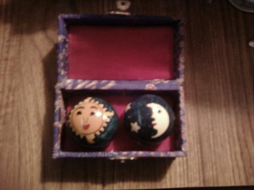 My mom's Chinese Health Balls