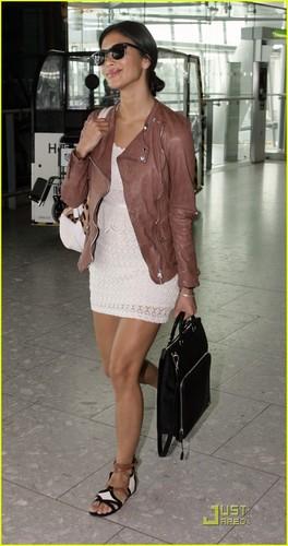 Nicole Scherzinger: Londres Lovely!