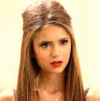 Nina Dobrev as Katherine pierce