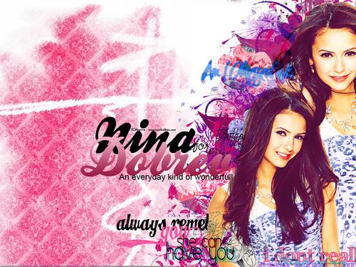 Nina Dobrev♥