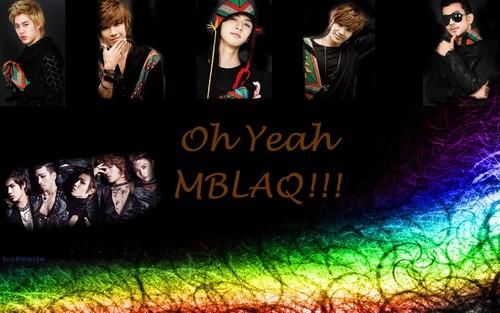 Oh Yeah MBLAQ