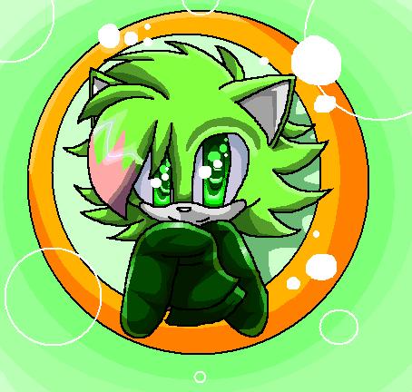 Olivia the fox!