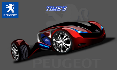 Peugeot TIME´S