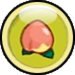 Peach - animal-crossing icon