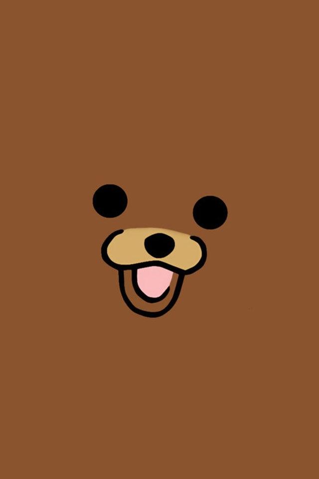Pedo Bear Ipod Wallpaper