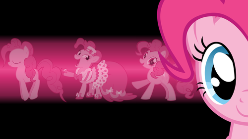 Pinkie Pie 壁紙