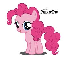 Pinkie as a filly :)