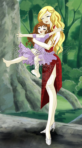 renesmee carlie cullen wallpaper titled Renesmee Fanart