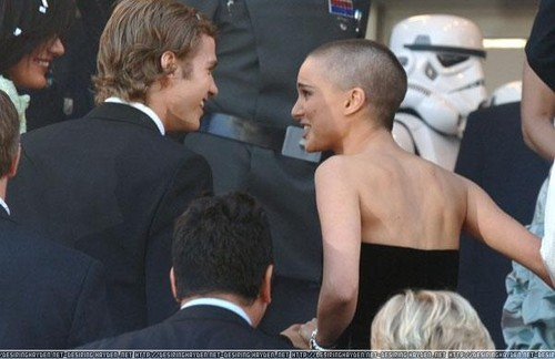 Revenge of the Sith Premiere