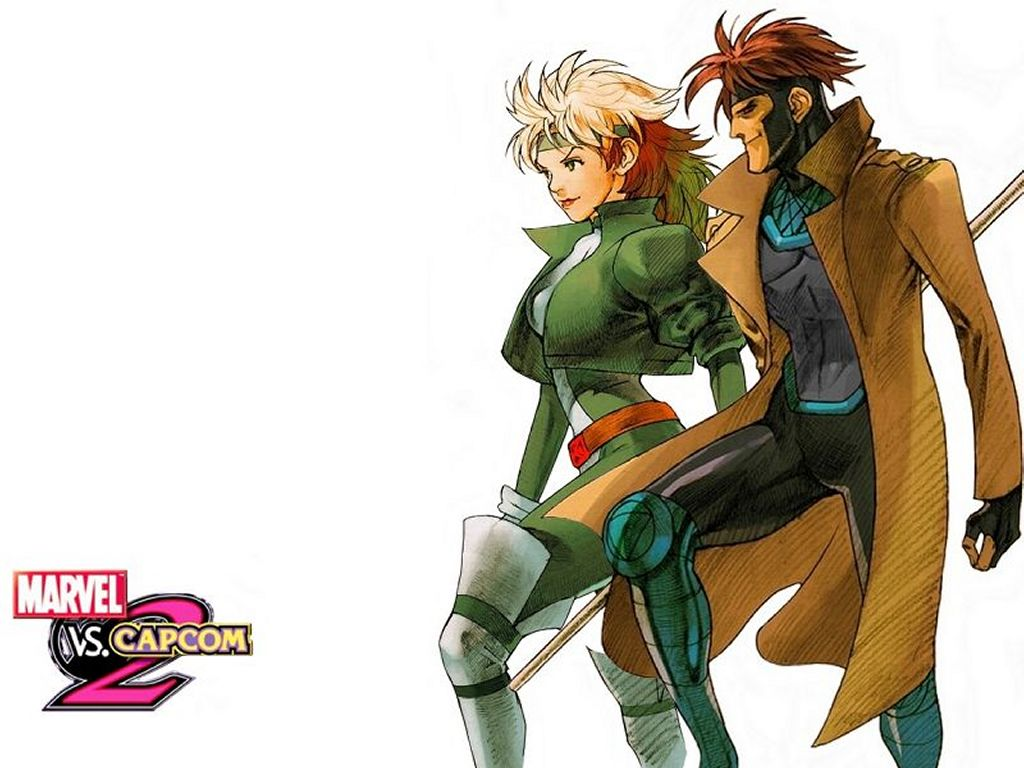 marvel gambit and rogue