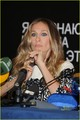 Sarah Jessica Parker: Moscow Press Conference! - sarah-jessica-parker photo