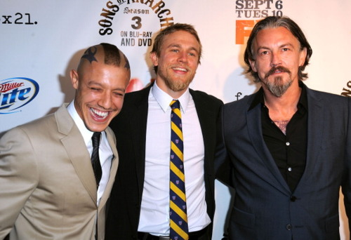 Season 4 - Cast at the Premiere