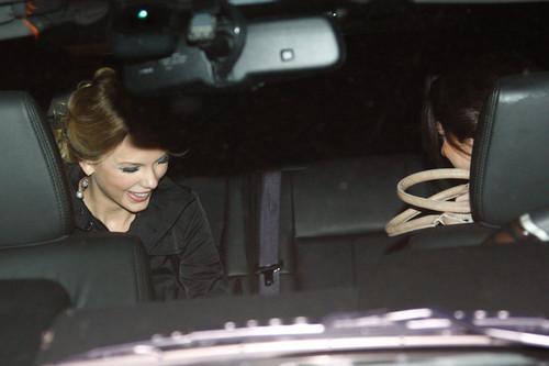 Selena Gomez And Taylor 迅速, 斯威夫特