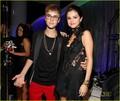 Selena and Justin VMA2011