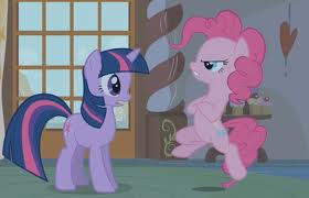 Pinkie Pie images She's an evil enchantress, she does evil dances... wallpaper and background photos