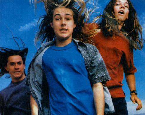 Silverchair. . ... Alice In Chains Mtv Unplugged