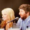Simon and Melissa