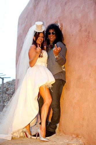 Slash and Perla