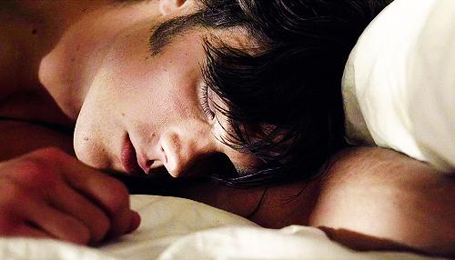 Sleeping Jared Beauty