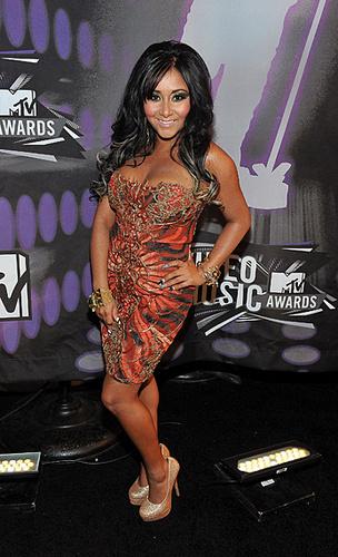 Snooki-VMA's 2011