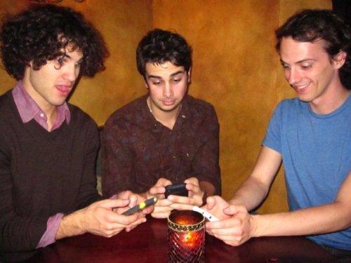 Darren Criss 2013 Photoshoot Some Starkids - Darren...