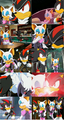 Sonic X: Shadouge screenshots - shadow-and-rouge photo