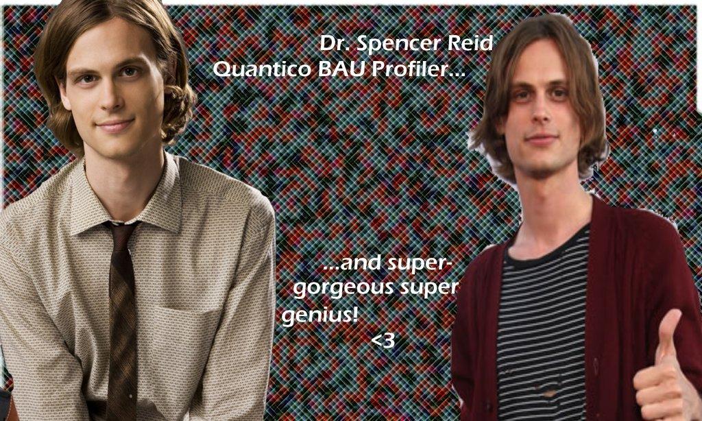 Spencer Reid Pics i have