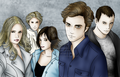 The Cullen Family - the-cullens fan art