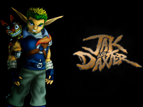 Jak And Daxter The Precursor Legacy Hd Wallpaper: Jak And Daxter Images The Duo HD Wallpaper And Background