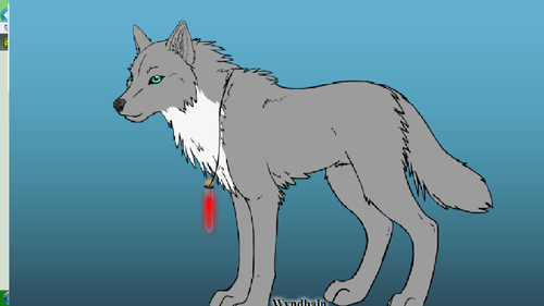 The Lovely Crystal - metalwolf116's mate
