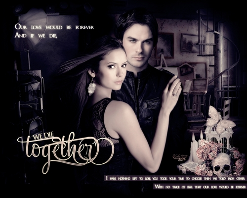 The Vampire Diaries por DA: CROvalentina
