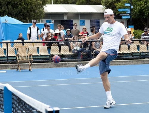 Tomas Berdych football