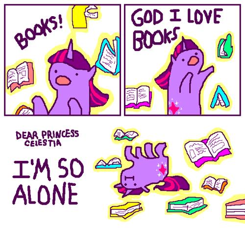 Twilight's nerdiness