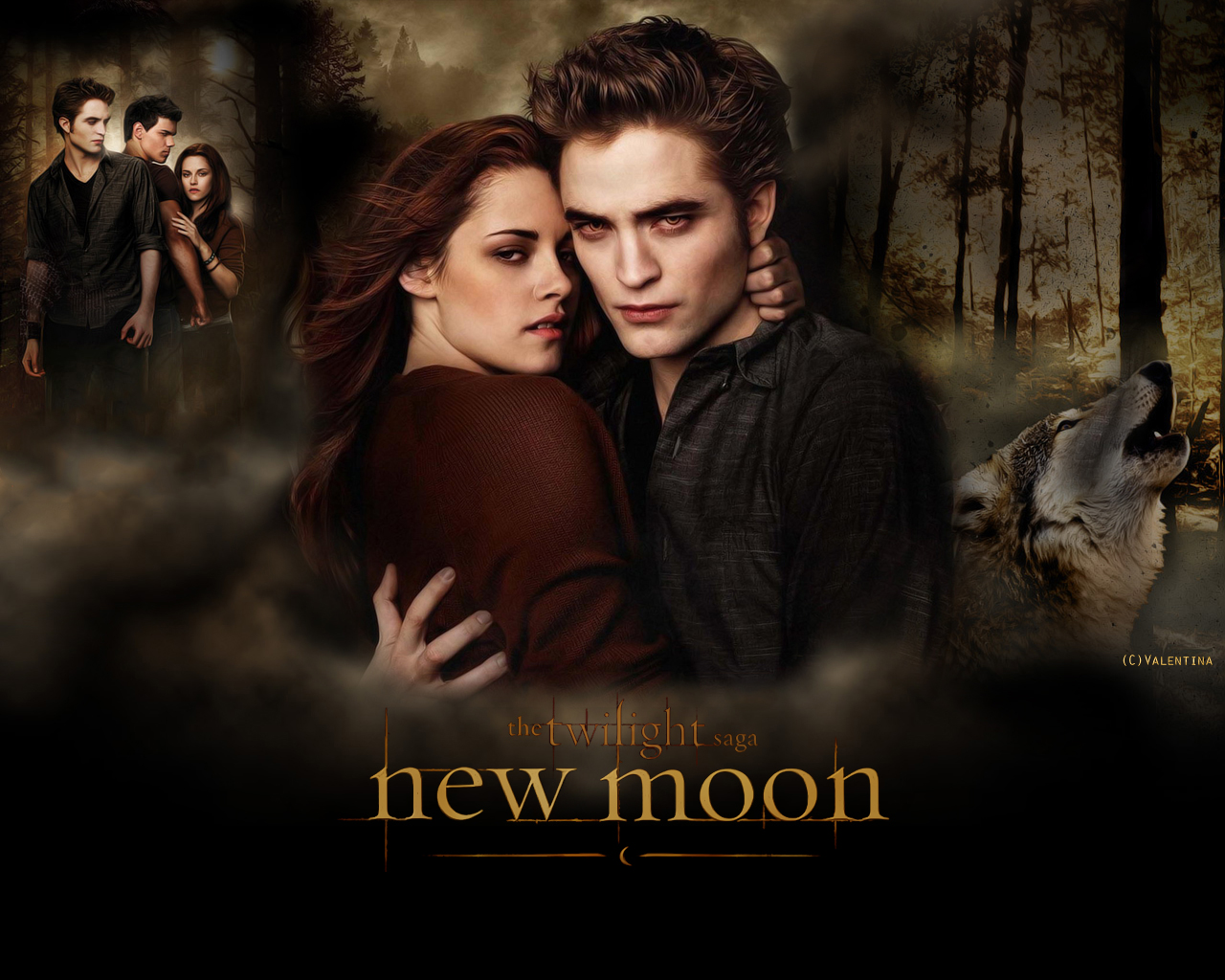 the twilight saga wallpapers free
